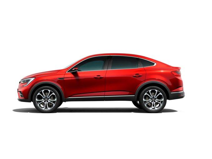 Премьера серийного Renault Arkana для России пройдёт 22 мая