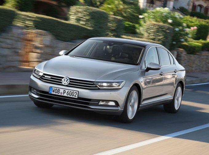 Volkswagen Passat Business Edition: в России от 1.999.000 рублей