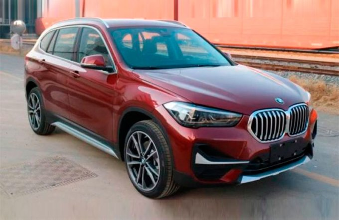 Обновлённый BMW X1 для китайского рынка