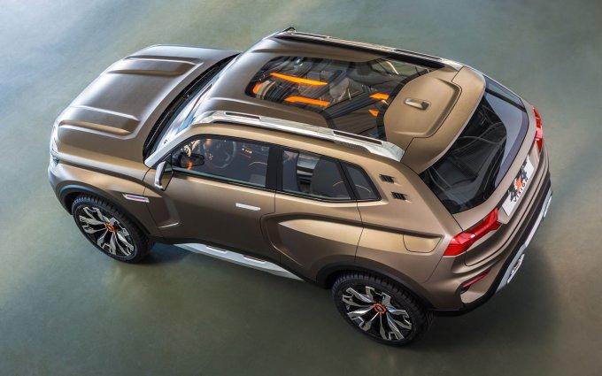 Новая Lada 4x4 получит более практичный дизайн кузова