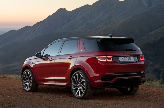 Обновлённый Land Rover Discovery Sport 2020 представлен официально