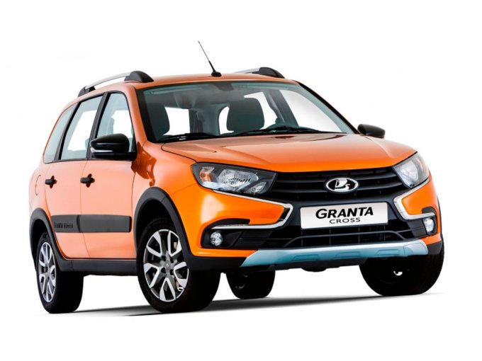 Lada Granta Cross скоро начнут продавать
