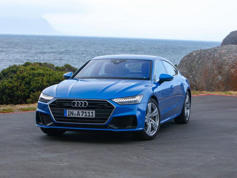 В РФ начались продажи свежей модификаци Ауди A7 Sportback