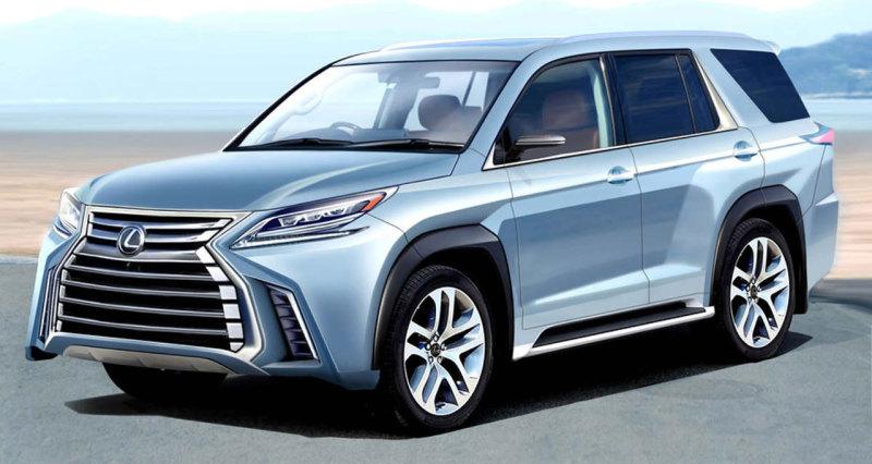 Появились подробности о модернизированном Toyota Land Cruiser 300