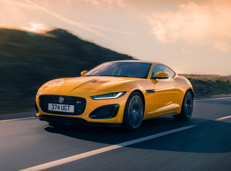 Обновленный Jaguar F-Type поступил в продажу в России - Авто Mail.ru