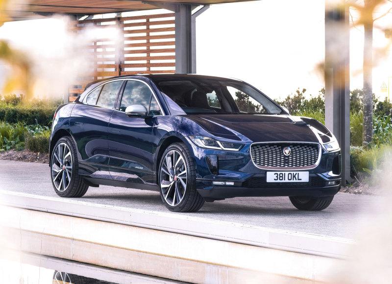 Электромобилю Jaguar I-Pace обновили «железо» — Авторевю