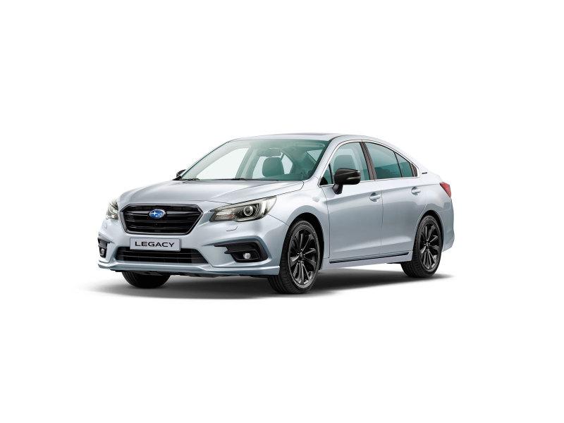 Subaru Legacy уходит из России - Авто Mail.ru