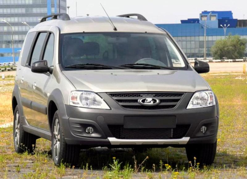 Lada Largus Cross Quest поступил к дилерам, цены будут пересмотрены