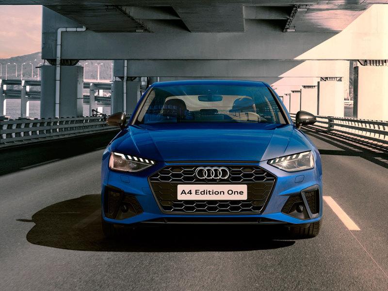 Лимитированная серия Audi A4 и Audi A5 Sportback Edition One появилась в России