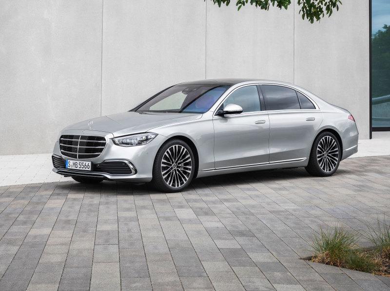Mercedes-Benz S Klasse Lang