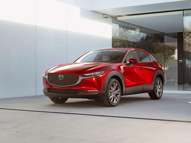 Кроссовер Mazda CX-30 получит российскую прописку