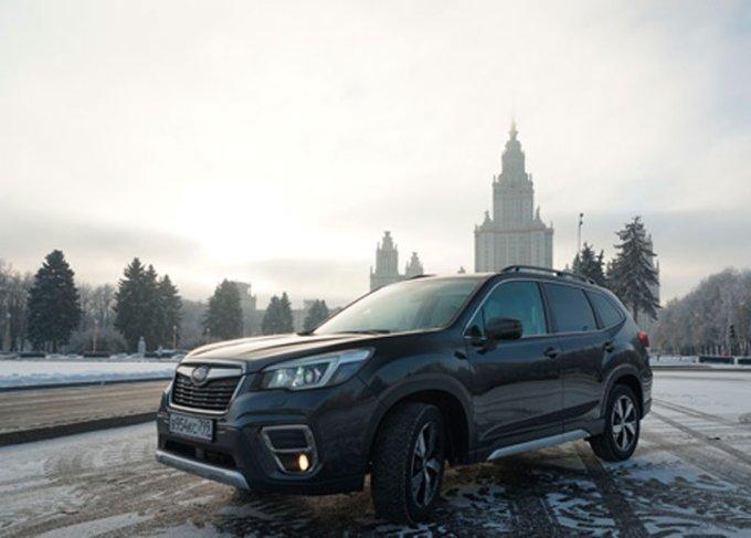 Subaru Forester: Консерватор