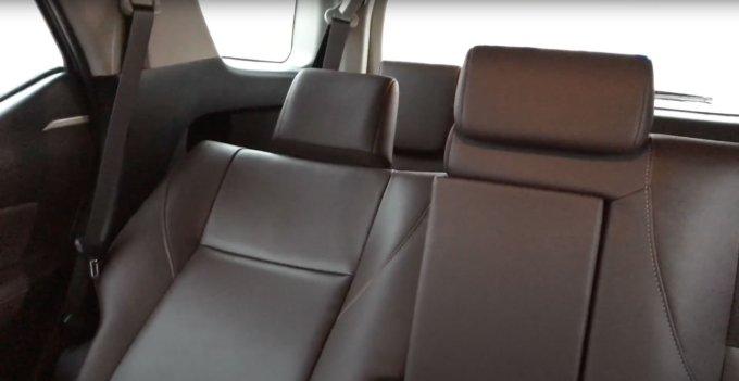 Экспресс-тест Toyota Fortuner: Делай, что хочешь