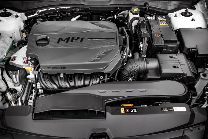 Hyundai Sonata 8: Новая модель со старой АКПП
