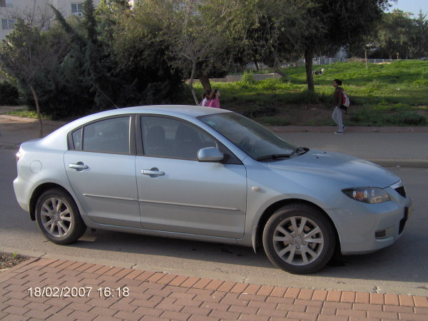 мазда 3 2007 фото