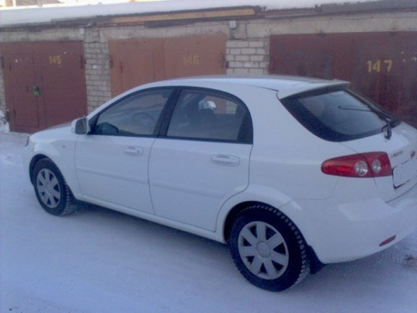 форум chevrolet lacetti,