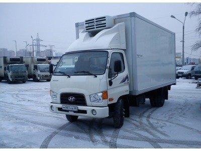 вакансии водителя на своем hyundai hd78