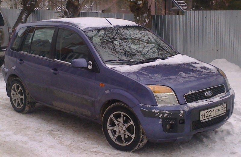 форд фьюжн 2006 г.в фото
